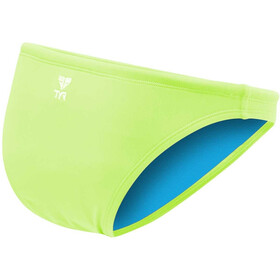 TYR Solid Mini Bikini Bottom Dame fluo yellow